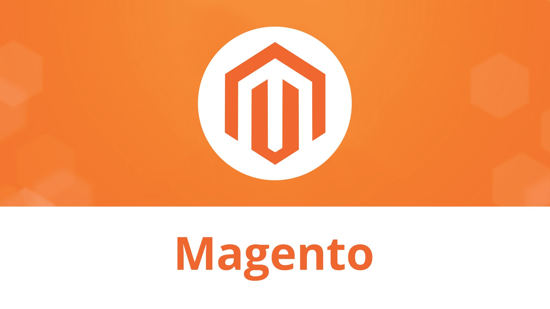 Magento is a technology stack used by big ecommerce companies, for that you should have at least a basic knowledge in web development