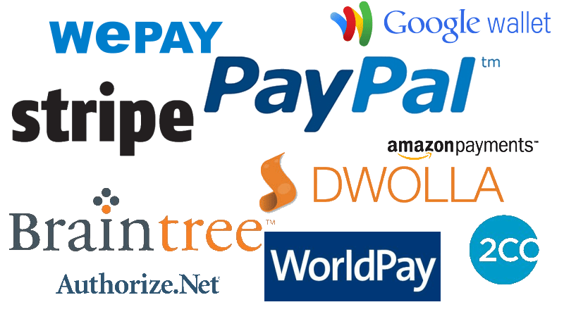 Select the right payment gateway