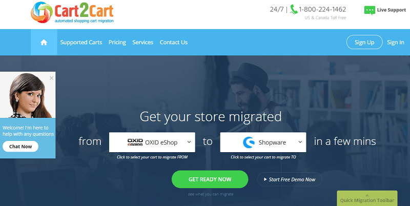 "In the ""Source Cart"" drop-down list, choose ""Shopify"""