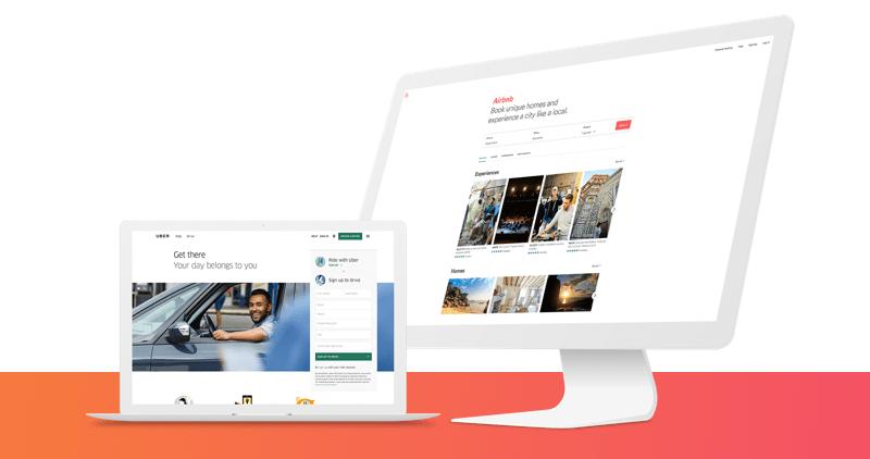 Разработка двухсторонней платформы для онлайн продаж