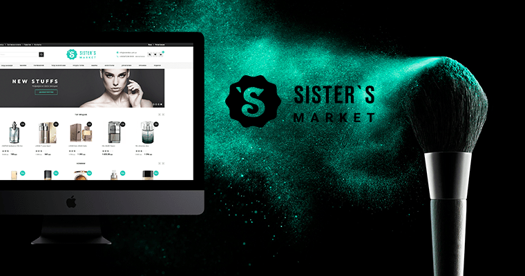 Sisters Market required a more effective UX design