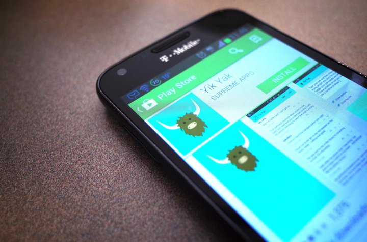 Another of 2017's failed startups is Yik Yak, a very promising app for anonymous communication