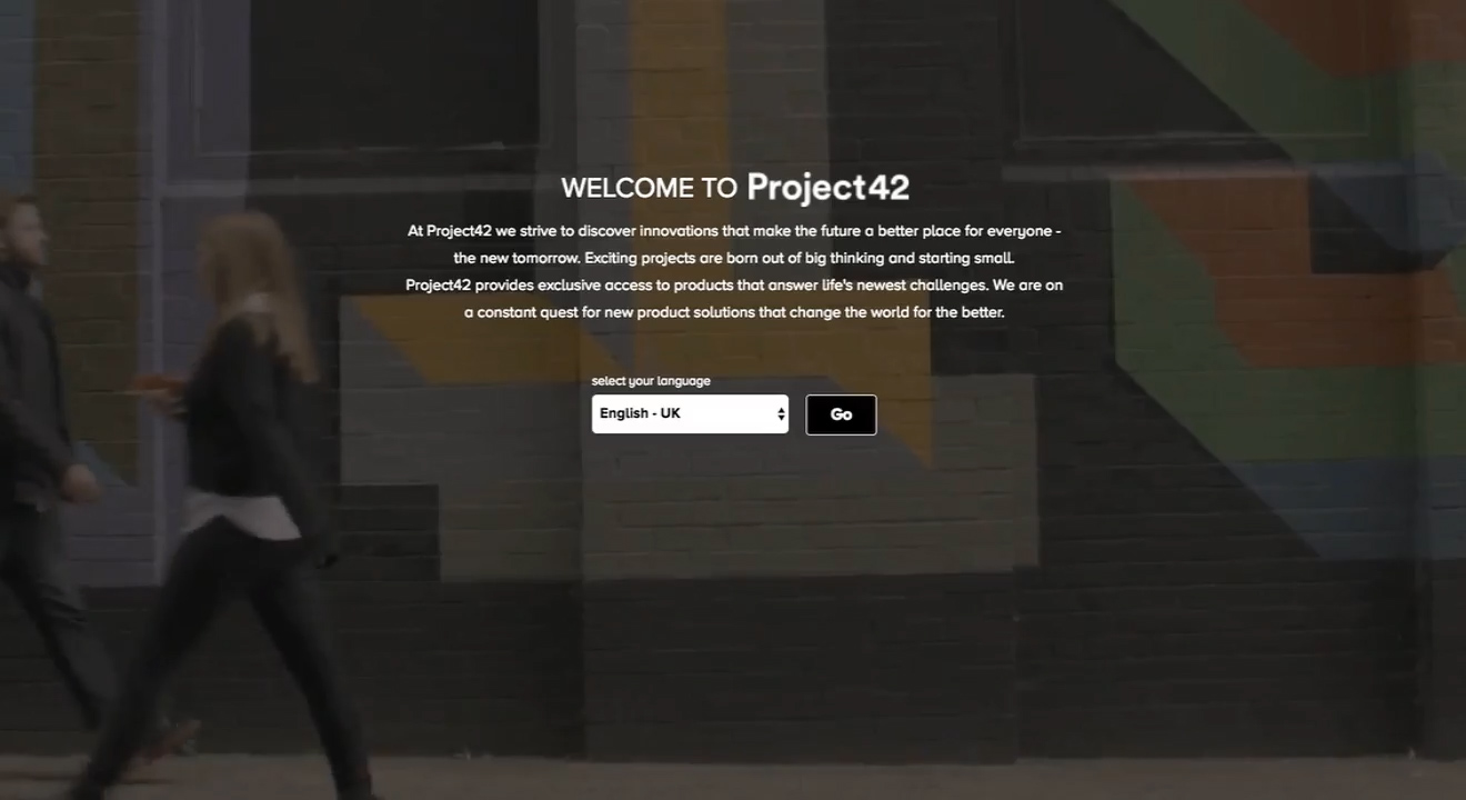 Project 42 picked electric vehicles niche on the first stages of how to start an ecommerce store