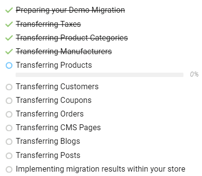 how to migrate opencart to magento - If you have several currencies, you can transfer them to Magento using the currency transfer option