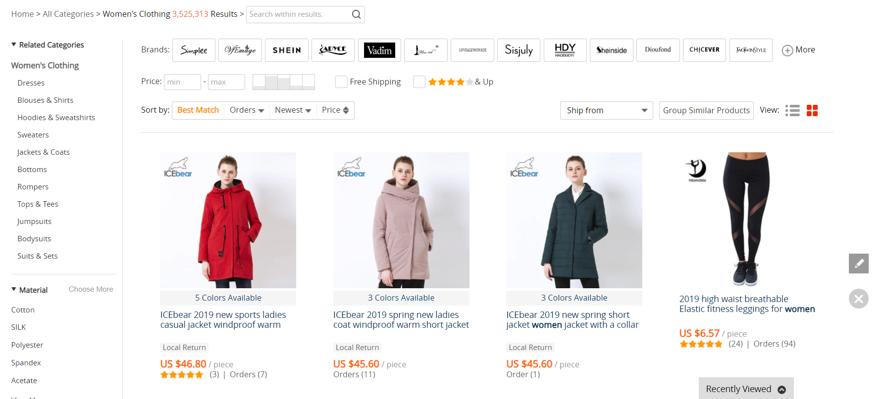 how to start an online clothing store- When looking for a niche, you can visit Amazon's Quirky & Unique section to see anything that stands out.