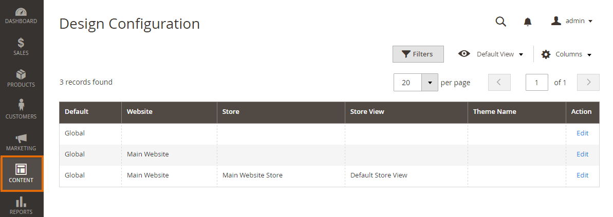 change opencart to magento If you want to save the storefront of your previous online store on OpenCart, our design team will customize the Magento 2 theme