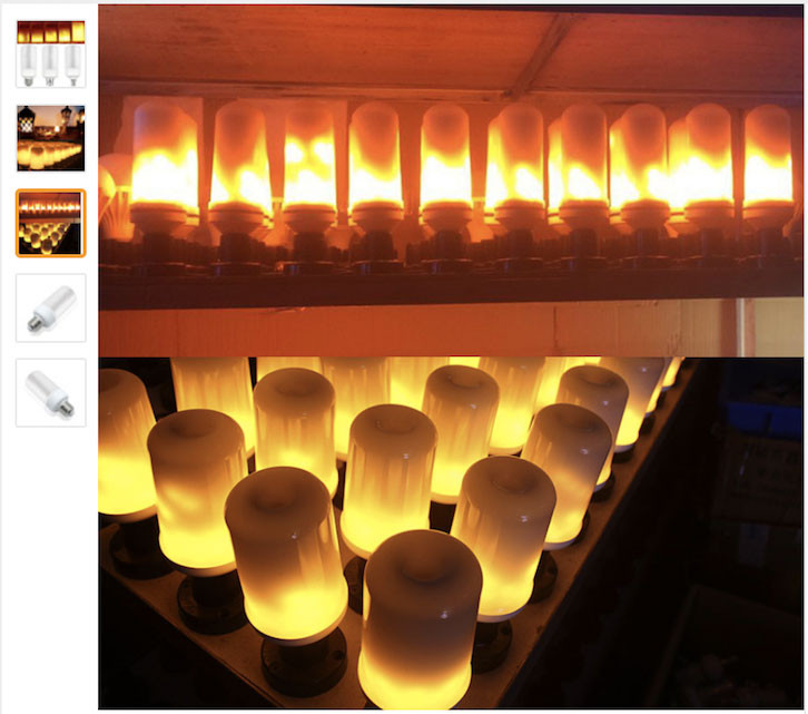 Since in most cases flame lamps is an impulse buy, you can use Facebook ads to promote Best-selling e-commerce products