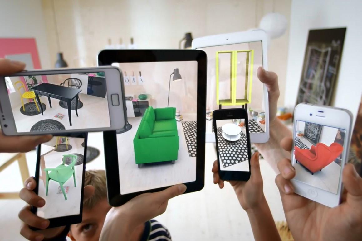 IKEA makes virtual room design easier