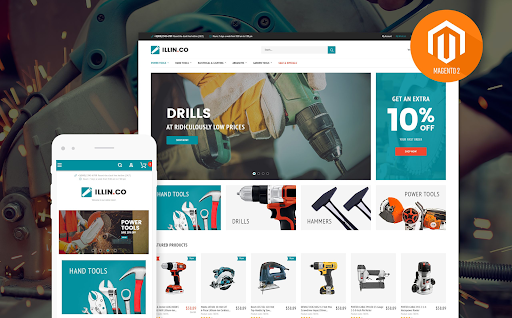LLLin.co Magento Extensions - Dinarys