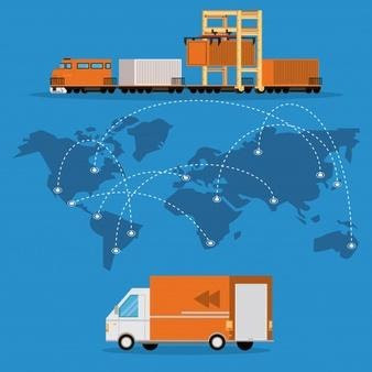 Transportation merchandise logistic - Magento 2 shipping tracking extension