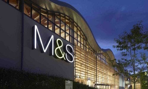 Marks & Spencer - how to start an online clothing business