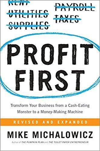 Best books for e-commerce management Profit First: Transform Your Business from a Cash-Eating Monster to a Money-Making Machine