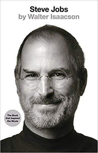 Best e-commerce books for inspiration Steve Jobs