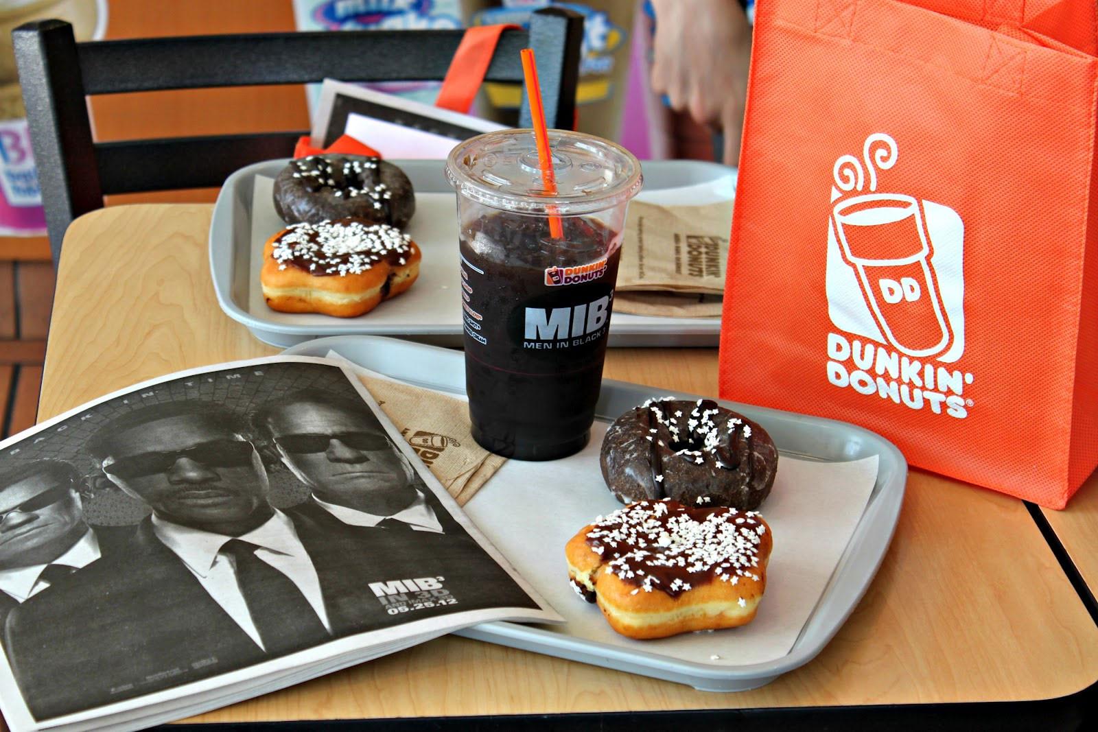 The Dunkin Donuts customer loyalty program