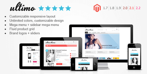 Ultimo Magento Extensions - Dinarys