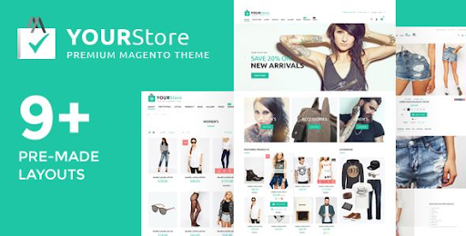 Yourstore Magento Extensions - Dinarys