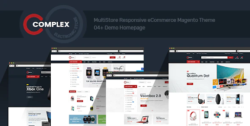 Complex Magento 2 Themes Free - Dinarys
