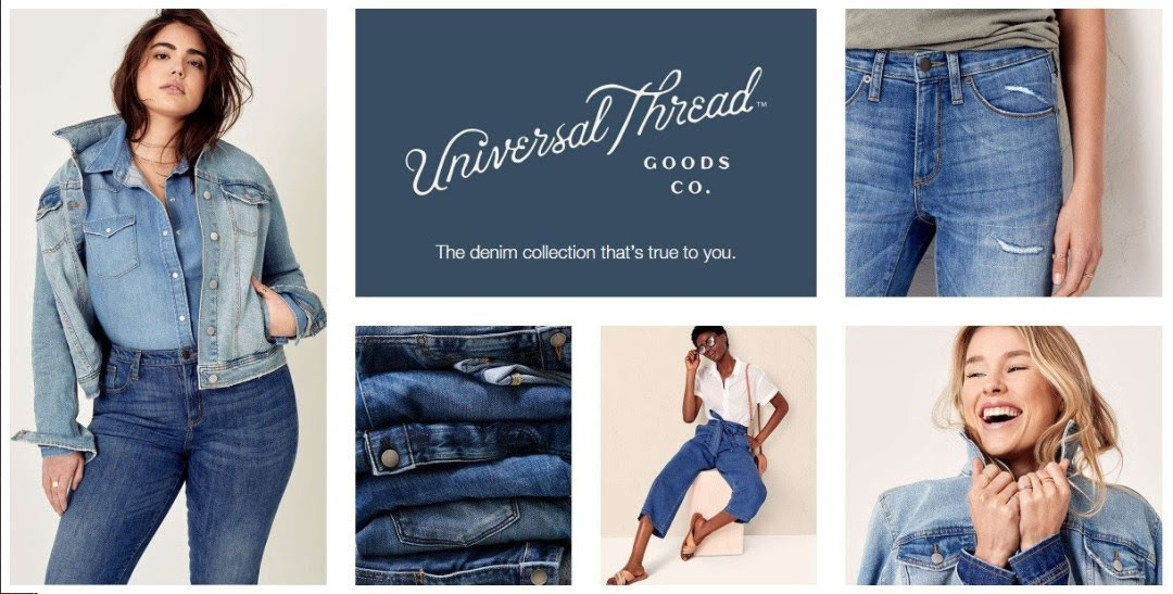 Universal Thread - how to start an online clothing store