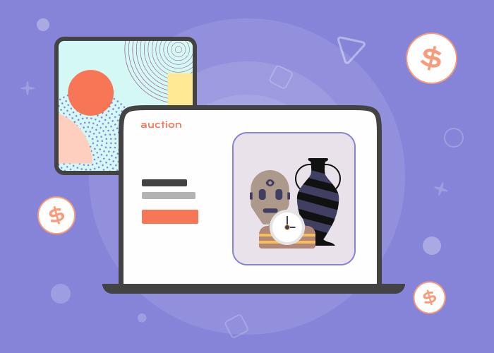 Выбор типа аукциона и основных функций для вашего аукционного веб-сайта
