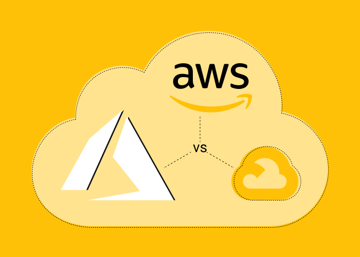 Comparison of AWS vs Azure vs Google Cloud