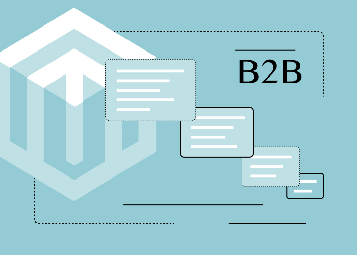 Magento 2 B2B Feature List for Ecommerce Business Growth